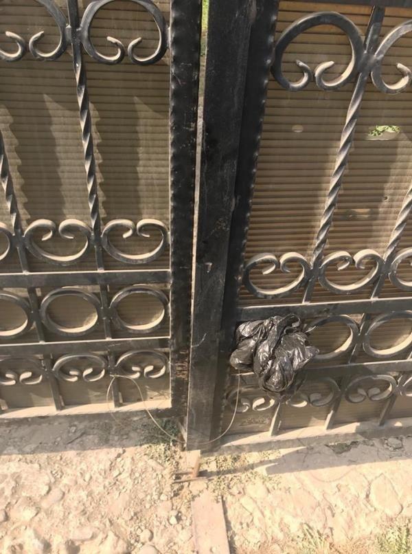 На Закарпатье депутату повторно подбросили гранату [фото]