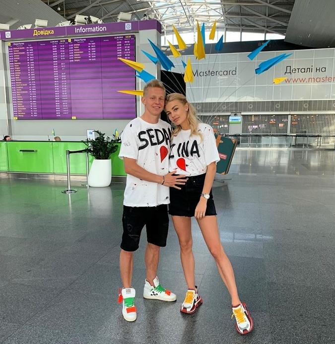 Зинченко за три месяца подорожал на 10 миллионов евро [фото]