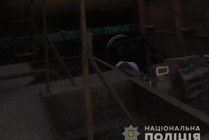 В Одессе подростка убило током на железной дороге [фото]