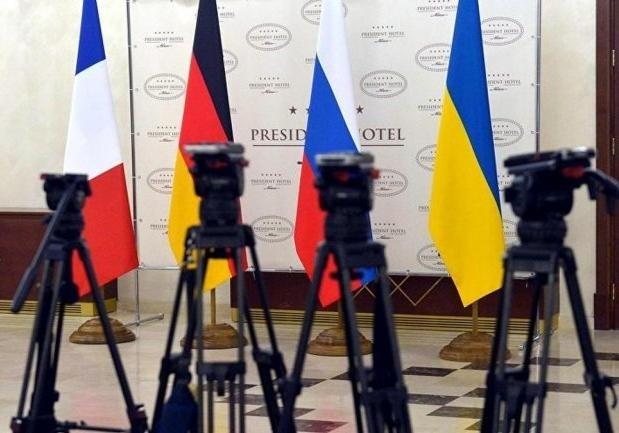 """Кремль: """"Нормандская четверка"""" соберется в октябре"""
