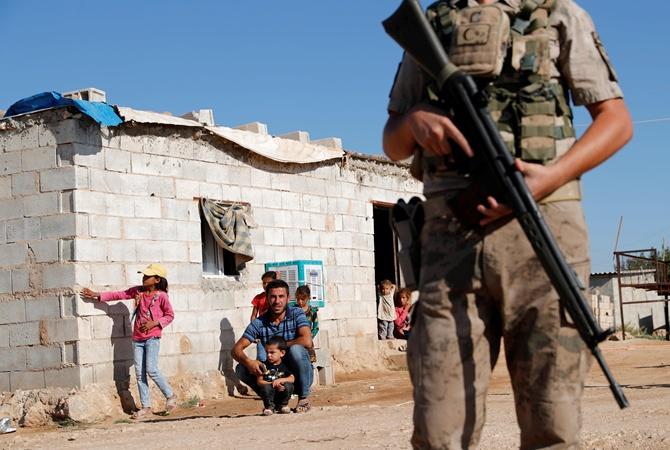 В Сирии не война, а хаос, где нет победителя