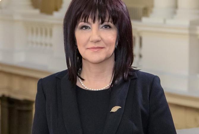 В автокатастрофе пострадала спикер парламента Болгарии