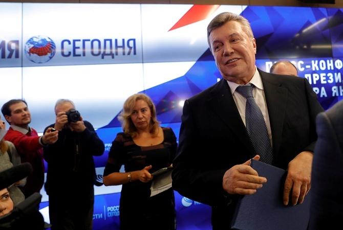 Януковича потянуло на родину [видео]