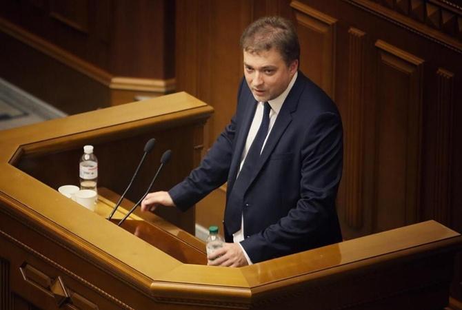 """Министр обороны Андрей Загороднюк: """"Военная помощь от США идет постоянно"""""""
