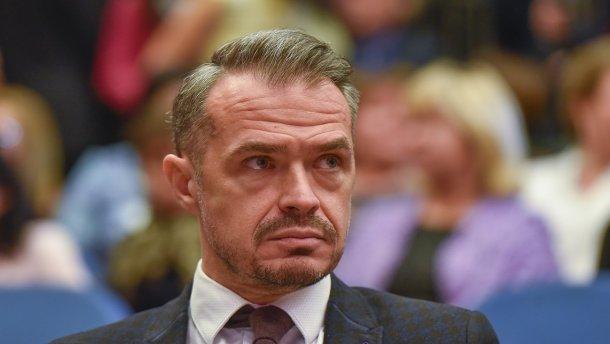Глава Укравтодора Новак подал в отставку