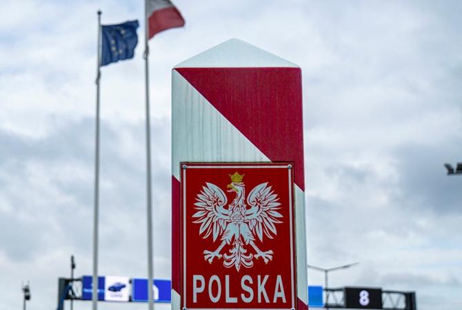 Поляки задержали четверых украинцев с 500 тысячами евро налички