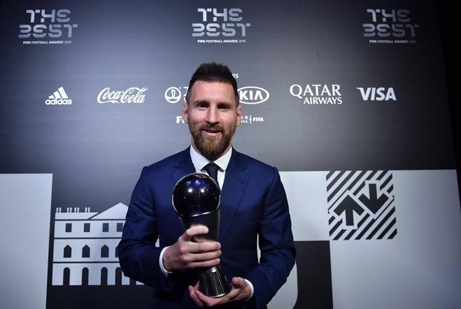 Месси – лучший футболист мира, Клопп признан тренером года [фото]