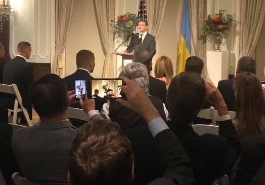 Зеленский рассказал украинской общине США, что он  хочет услышать от Трампа