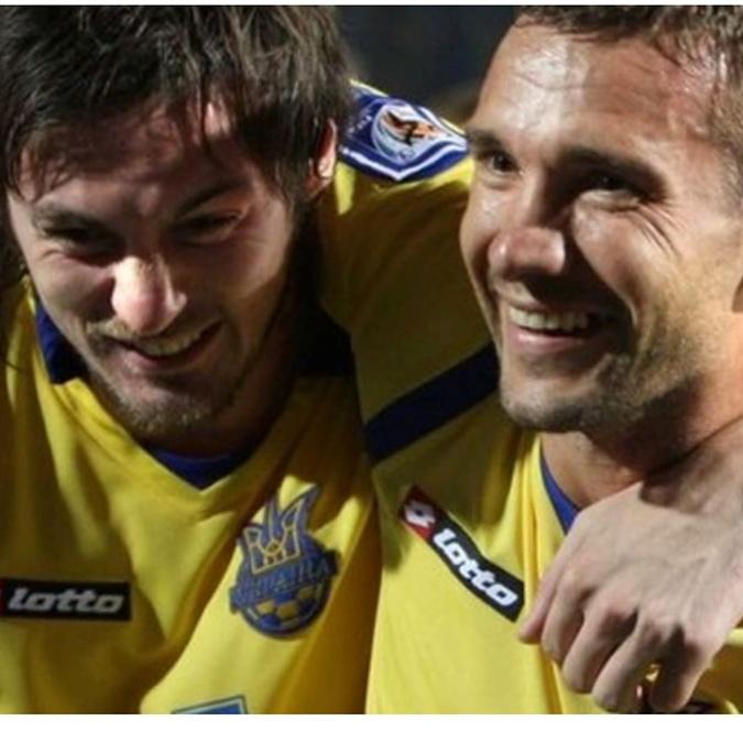 Милевский рассказал, зачем хочет вернуться в сборную Украины [фото]