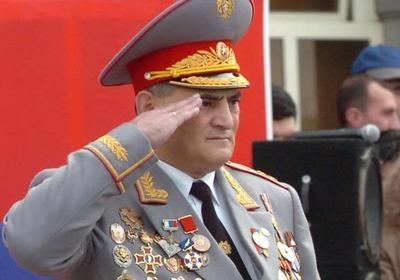 Экс-министр МВД Армении застрелился в собственном доме
