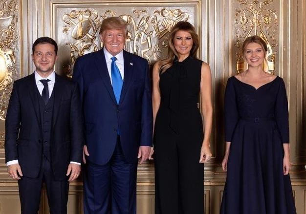 Елена Зеленская встретилась с Меланией Трамп: чей образ лучше  [голосование]