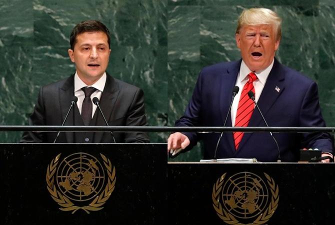Трамп и Зеленский обсуждали дело Байдена: полный перевод телефонного разговора