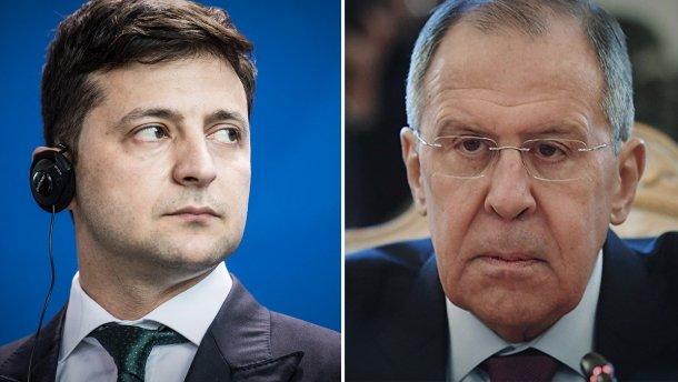 Зеленский поговорил с Лавровым об Украине, – российские СМИ