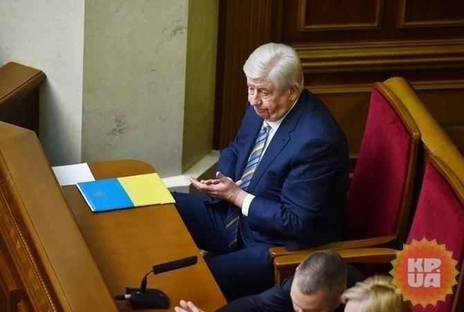 Суд рассмотрит иск Шокина о восстановлении в должности Генпрокурора