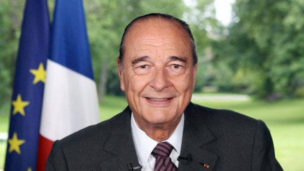 Умер Жак Ширак — 22-й президент Франции