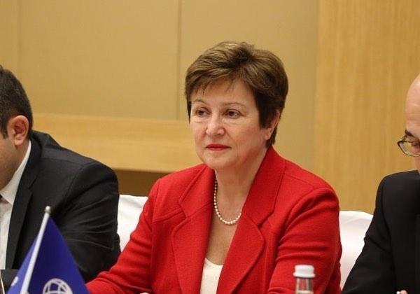 Кристалина Георгива возглавила МВФ