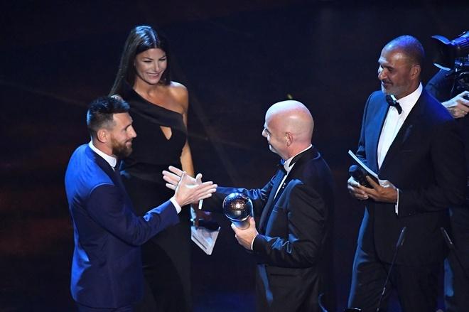 ФИФА заподозрили в фальсификации результатов голосования за лучшего игрока года