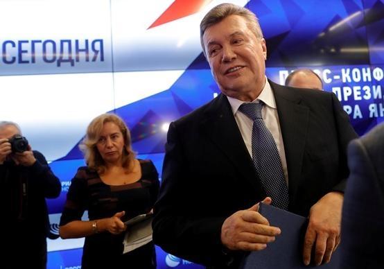 Януковича вызвали повесткой в киевский суд