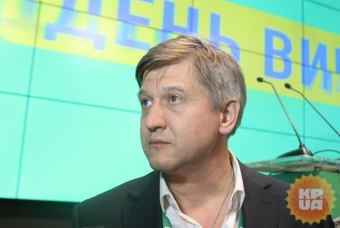 СМИ: Данилюк подал в отставку [дополняется]