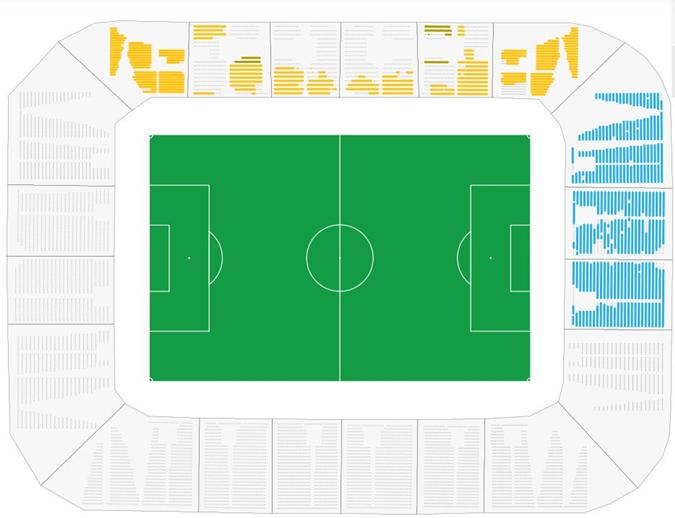 """Лига Европы: в Швейцарии раскупили почти все билеты на матч """"Динамо"""""""