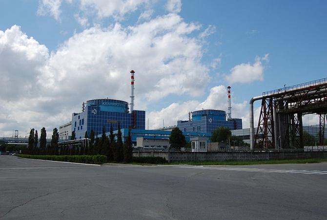Работа Хмельницкой АЭС полностью остановлена