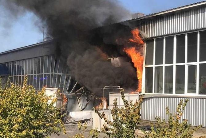 Взрыв на заводе в Сумах: пострадали 10 человек