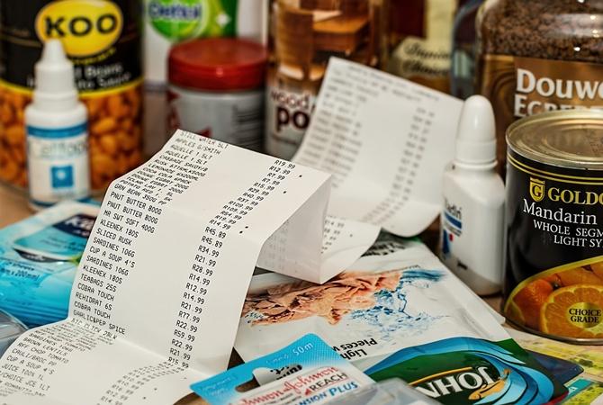 Ползарплаты на еду или Куда уходят наши деньги