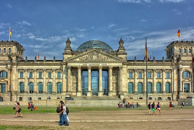 Германия выделит 54 миллиарда евро на защиту климата