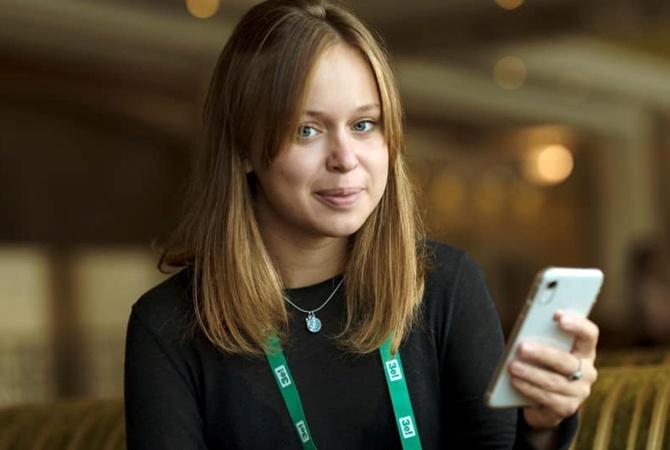 28-летняя глава украинской делегации в ПАСЕ рассказала об учебе в МГУ и лекциях Собчак [видео]