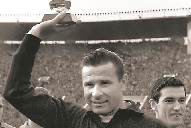 """Вдова Льва Яшина: Он единственный вратарь в мире, который получил """"Золотой мяч"""""""