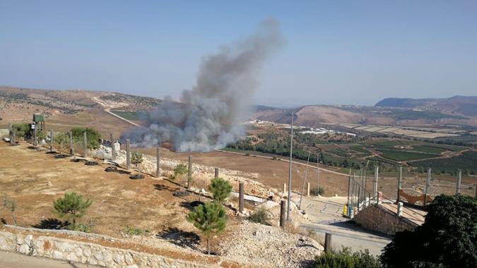 Израиль нанес удары по Ливану [фото]