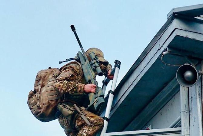 Появилось видео задержания минера киевского моста