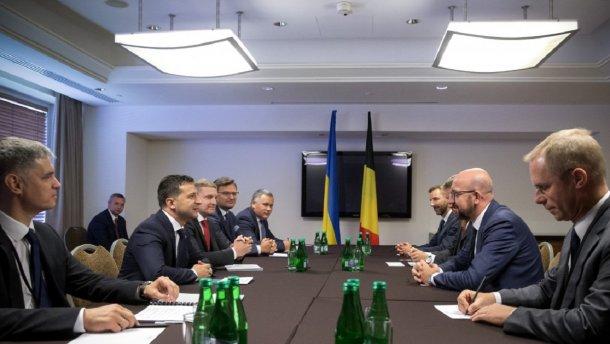 Зеленский в Варшаве встретился с премьером Бельгии: обсудили лечение украинских военных
