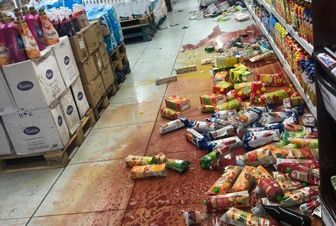 Землетрясение в Албании: люди пострадали, в панике выбегая из домов [фото]