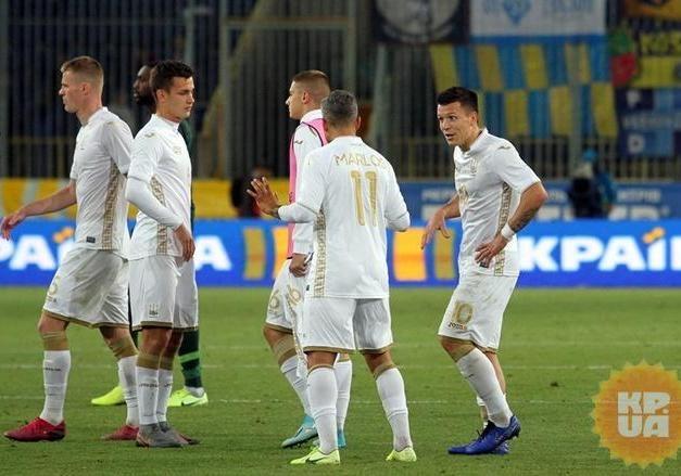 Букмекеры оценили шансы сборной Украины победить на Евро-2020