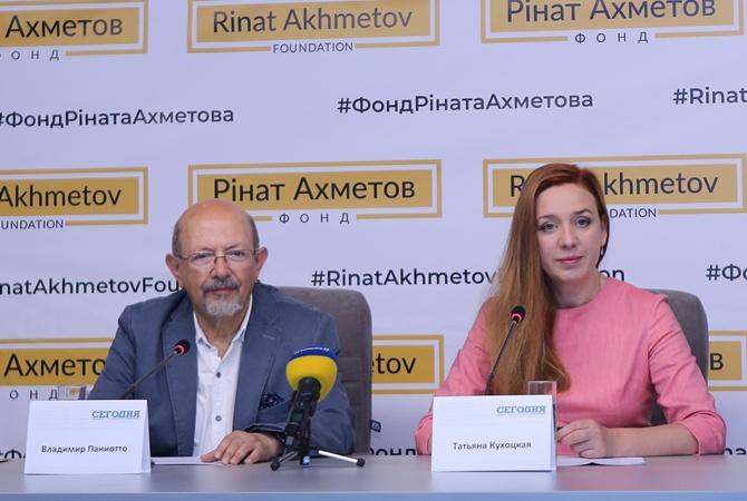 Фонд Рината Ахметова остается лидером благотворительности в Украине – Всеукраинский соцопрос