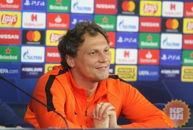 """Андрей Пятов: Могу посоветовать ребятам из """"Манчестер Сити"""" хороших риелторов [фото, видео]"""