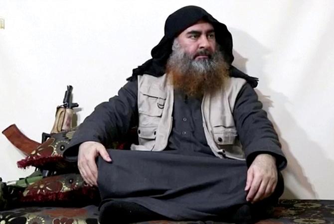"""Лидера ИГИЛ убили """"в честь"""" его жены-американки"""