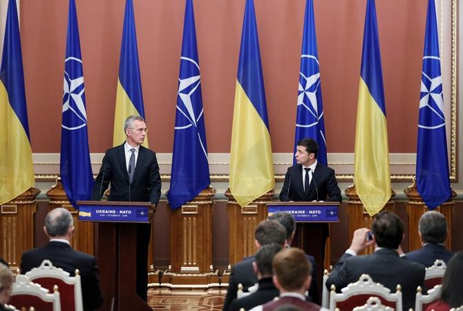 Вступление Украины в НАТО: отказ Альянса или нежелание Киева?