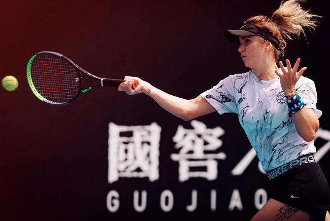 Свитолина и Ястремская стартовали на Australian Open с побед [фото, видео]