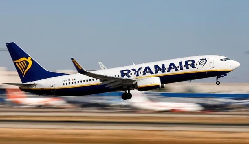 Ryanair отчитался о 273 млн евро убытка за квартал