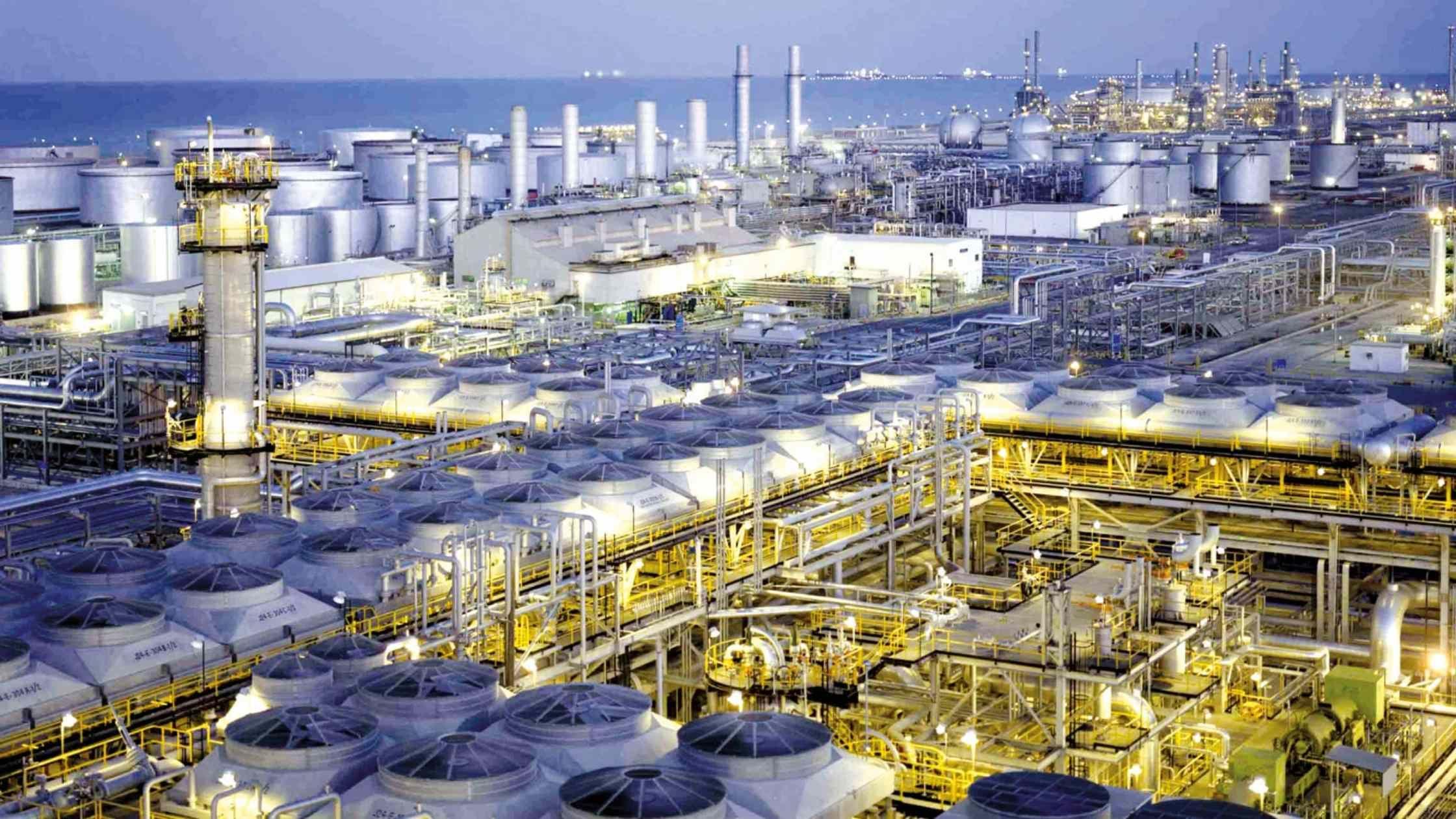 Чистая прибыль Saudi Aramco за квартал вырос почти в четыре раза