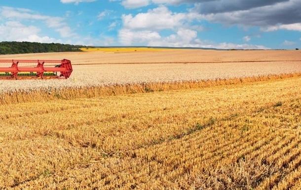 Украина собрала рекордный урожай ранних зерновых и зернобобовых культур