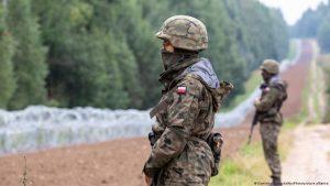 Польша объявила чрезвычайное положение на границе с Беларусью