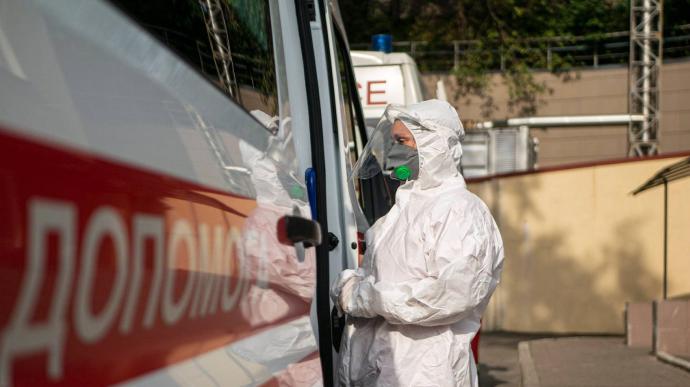 В Украине за сутки зафиксировали 2693 новых случая COVID-19